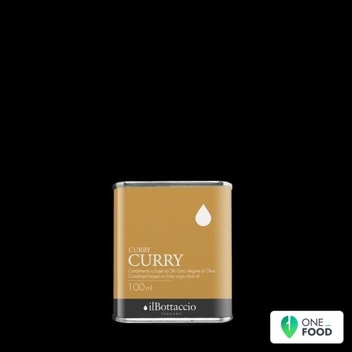 Olivenol Extravergine Mit Curry